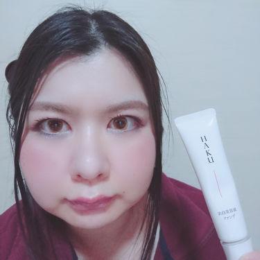 薬用 美白美容液ファンデ/HAKU/クリーム・エマルジョンファンデーションを使ったクチコミ(7枚目)