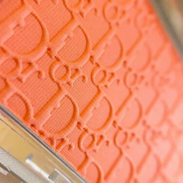 ディオール バックステージ ロージー グロウ/Dior/パウダーチークを使ったクチコミ(2枚目)