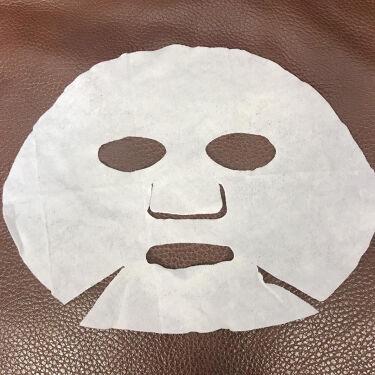 セルラッシュ エイジレスシートマスク/ブレーンコスモス/シートマスク・パックを使ったクチコミ(3枚目)