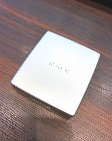 プレストパウダー N/RMK/プレストパウダーを使ったクチコミ(1枚目)
