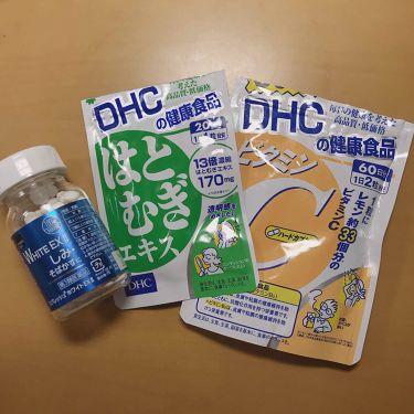 はとむぎエキス/DHC/健康サプリメントを使ったクチコミ(2枚目)