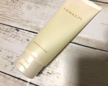 スムージングジェルウォッシュ/LUNASOL/その他洗顔料を使ったクチコミ(1枚目)