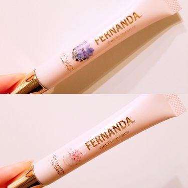 ジェルフレグランス マリアリゲル/フェルナンダ/香水(レディース)を使ったクチコミ(1枚目)
