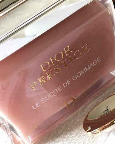 プレステージ ル ゴマージュ/Dior/スクラブ・ゴマージュを使ったクチコミ(2枚目)
