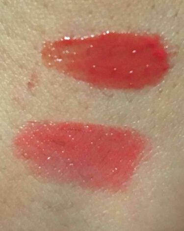 ルージュ ピュールクチュール ヴェルニ/YVES SAINT LAURENT BEAUTE/口紅を使ったクチコミ(2枚目)