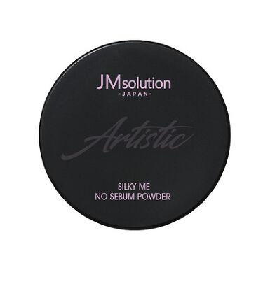 2020/10/10発売 JM Solution アーティスティック シルキーミーノーセバムパウダー