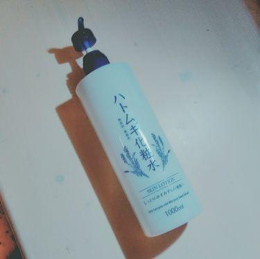 ハトムギ化粧水/情熱価格/化粧水を使ったクチコミ(2枚目)