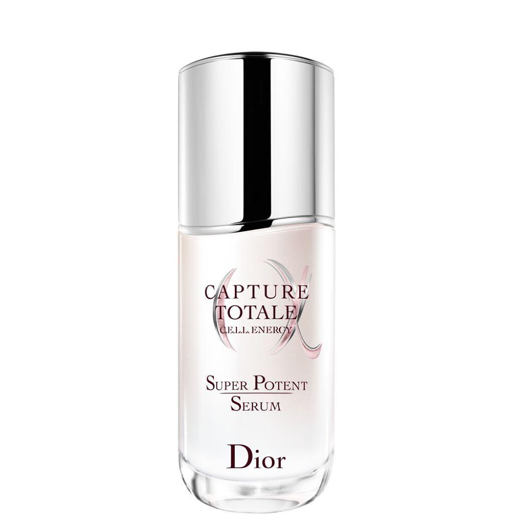 カプチュール トータル セル ENGY スーパー セラム Dior