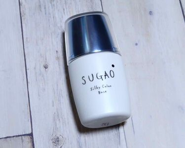 K_Mさんの「SUGAOシルク感カラーベース<化粧下地>」を含むクチコミ