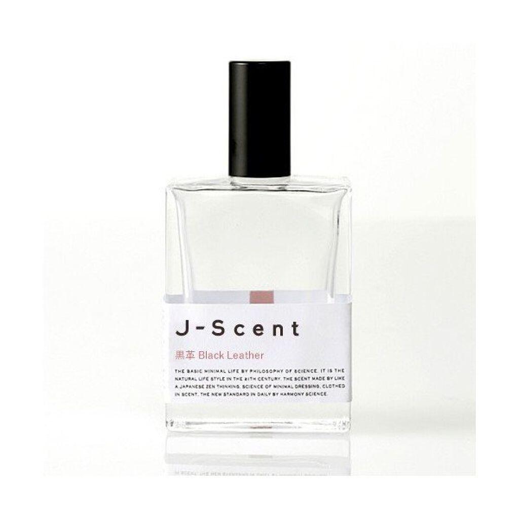 J-Scent フレグランスコレクション オードパルファン 黒革