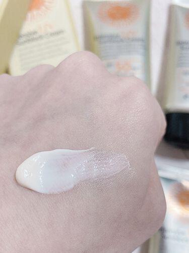 インテンシブUVサンブロッククリーム/3W CLINIC(韓国)/化粧下地を使ったクチコミ(3枚目)