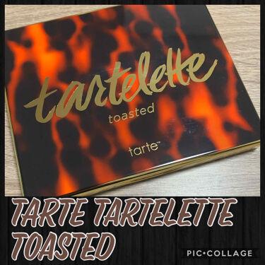 Tartelette Toasted Eyeshadow Palette/tarte/パウダーアイシャドウを使ったクチコミ(1枚目)
