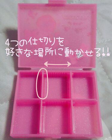サンリオ コスメケース /セリア/その他化粧小物を使ったクチコミ(2枚目)