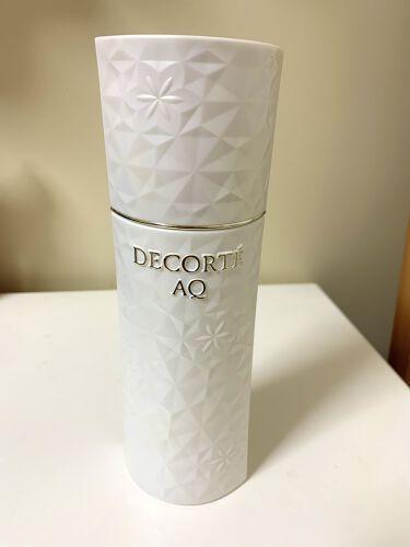 AQ エマルジョン/COSME DECORTE/乳液を使ったクチコミ(1枚目)