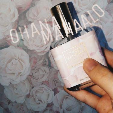 ぺりこさんの「OHANA MAHAALOオハナ・マハロ オーデコロン<香水(レディース)>」を含むクチコミ