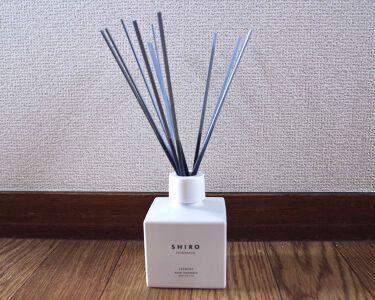 ヴァーベナ ルームフレグランス/SHIRO/香水(その他)を使ったクチコミ(4枚目)