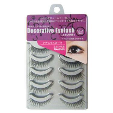 デコラティブアイラッシュ (上まつ毛用) Decorative Eyelash