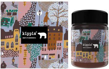 キッピス 髪と肌のトリートメントワックス 北欧の街並み感じるスオミムスクの香り