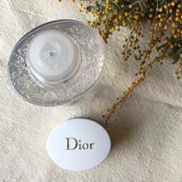 LIPSベストコスメ2020上半期カテゴリ賞 化粧水部門 第3位 Dior スノー ライト エッセンス ローション (薬用化粧水) (医薬部外品)の話題の口コミ・レビューの写真 (3枚目)