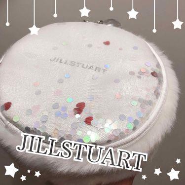ホワイトラブストーリーコレクション (クリスマスコフレ 2018)/JILL STUART/メイクアップキットを使ったクチコミ(2枚目)
