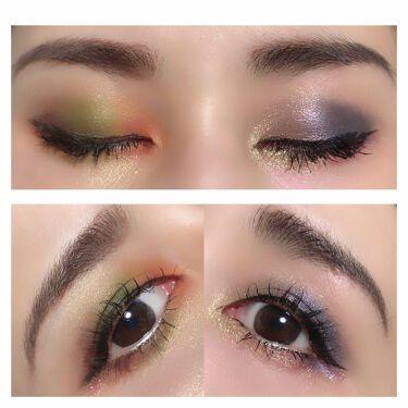 impulsive pressed pigment palette/Melt Cosmetics/パウダーアイシャドウを使ったクチコミ(2枚目)
