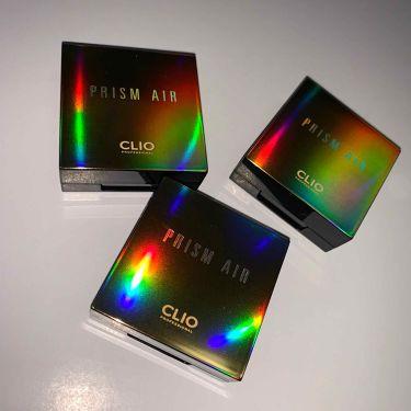 プリズム エアー シャドウ/CLIO/パウダーアイシャドウを使ったクチコミ(1枚目)