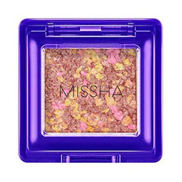 2020/8/5発売 MISSHA グリッタープリズム メタル