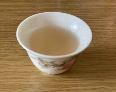 朔月。🦇@キャラ風メイクとお茶の人。 on LIPS 「《緑茶を飲み比べ》中国の緑茶を頂いたので日本のものと飲み比べて..」(2枚目)