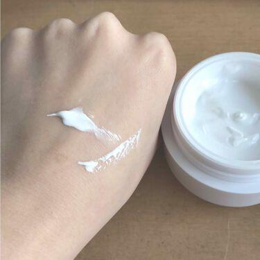 レッツスキン ホワイト ミルククリーム/SHINBEE JAPAN /その他スキンケアを使ったクチコミ(2枚目)