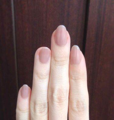 45 セカンド トップコート/nails inc./ネイルトップコート・ベースコートを使ったクチコミ(3枚目)
