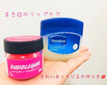 まき☺︎さんの「ヴァセリンオリジナル ピュアスキンジェリー<ハンドクリーム・ケア>」を含むクチコミ
