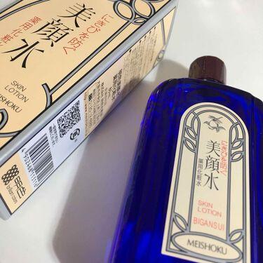 ✧ Mai ✧ さんの「明色化粧品明色 美顔水 薬用化粧水<化粧水>」を含むクチコミ