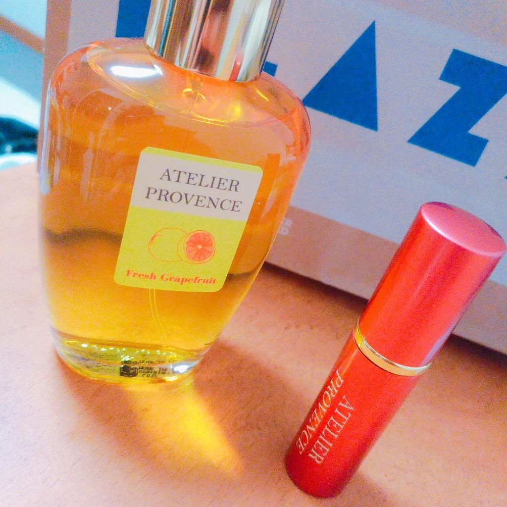 d57a6d1f9247 アトリエプロヴァンスの口コミ「🍊PLAZAで購入したフランスの香水🍋アト..」 by りっちゃん(脂性肌/20代前半) | LIPS
