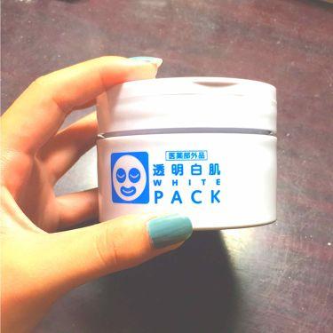 ホワイトエッセンスマスク/ジャパンギャルズ/シートマスク・パックを使ったクチコミ(1枚目)
