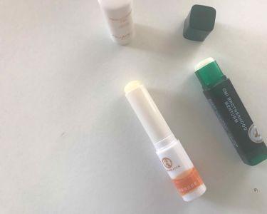 モイスキューブリップ メントールN/メンターム/リップケア・リップクリームを使ったクチコミ(3枚目)