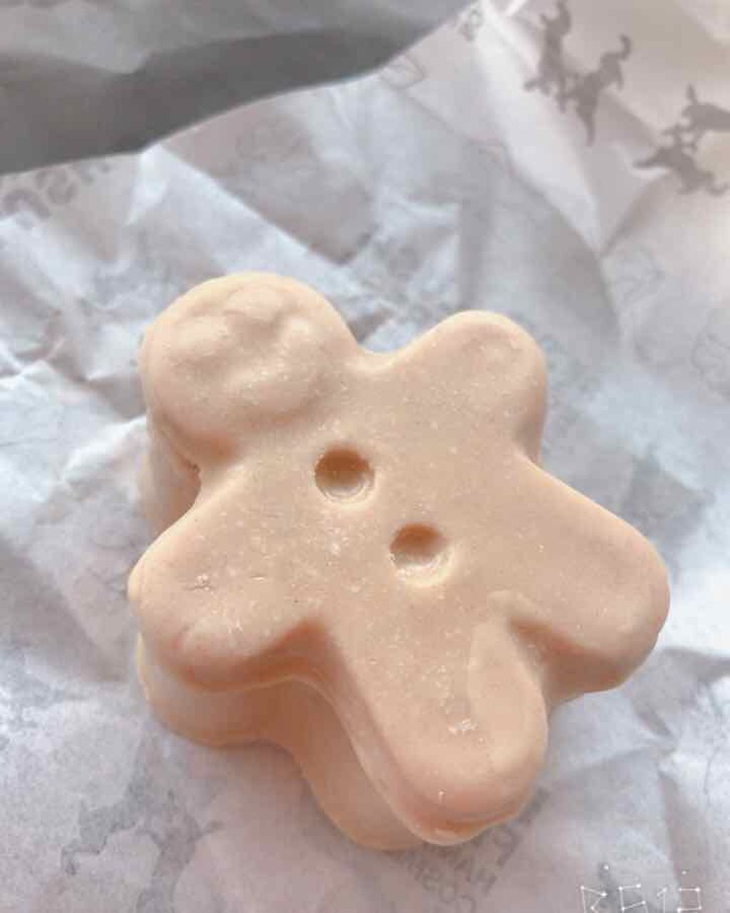 ラッシュ lush gingerbread man bar