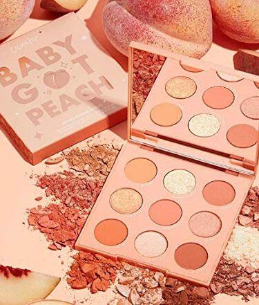 Eye Palette-Baby Got Peach  ColourPop