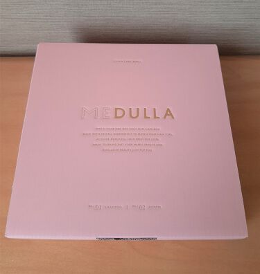 MEDULLA シャンプー/リペア/MEDULLA/シャンプー・コンディショナーを使ったクチコミ(2枚目)