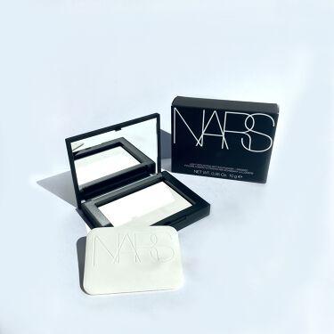 ライトリフレクティングセッティングパウダー プレスト N/NARS/プレストパウダーを使ったクチコミ(2枚目)