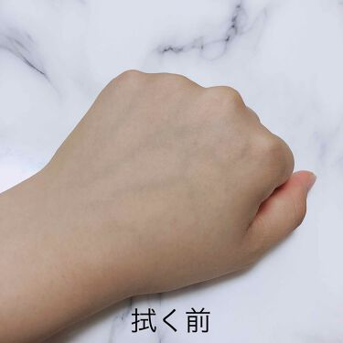 ネイチャーコンク 薬用 ふきとり化粧水シート/ネイチャーコンク/化粧水を使ったクチコミ(3枚目)