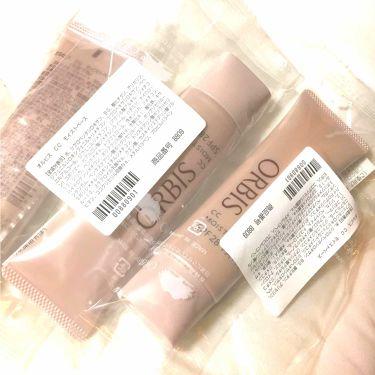 CCモイストベース/ORBIS/化粧下地を使ったクチコミ(1枚目)