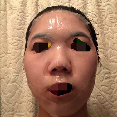 リアル フィット セカンドスキン マスク/briskin/シートマスク・パックを使ったクチコミ(2枚目)