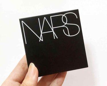 ナチュラルラディアントロングウェアクッションファンデーション/NARS/その他ファンデーションを使ったクチコミ(2枚目)