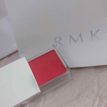 マルチペイントカラーズ/RMK/ジェル・クリームチークを使ったクチコミ(2枚目)