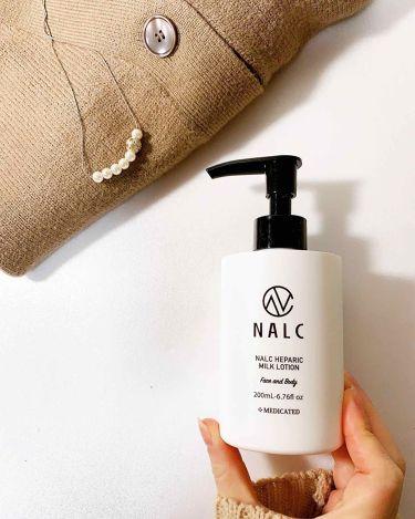 薬用ヘパリンミルクローション/NALC/ボディローション・ミルクを使ったクチコミ(3枚目)
