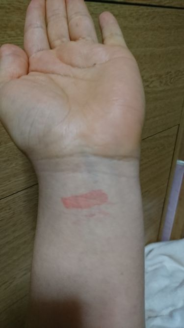 Bloody Liar Coating Tint/lilybyred/口紅を使ったクチコミ(3枚目)