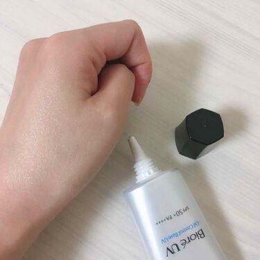 ビオレUV SPF50+の化粧下地UV 皮脂テカリ防止タイプ/ビオレ/化粧下地を使ったクチコミ(3枚目)
