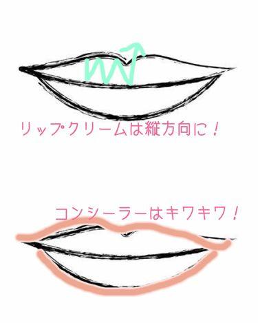 キスフル リップケア コンシーラー/ETUDE HOUSE/コンシーラーを使ったクチコミ(3枚目)