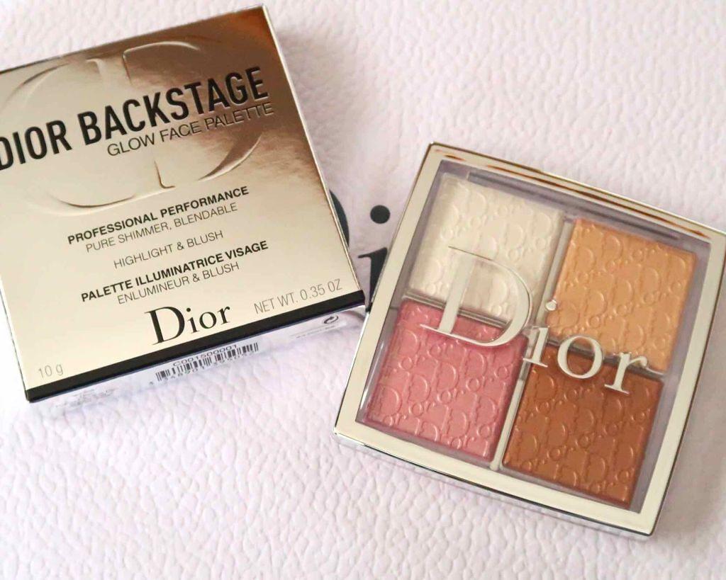 info for eee5b bb88e ディオール バックステージ フェイス グロウ パレット Diorの ...