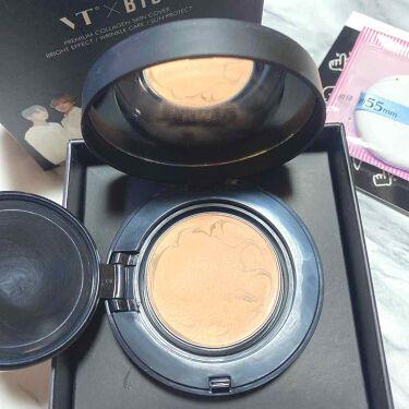 VT コラーゲンパクト/VT Cosmetics/クリーム・エマルジョンファンデーションを使ったクチコミ(1枚目)